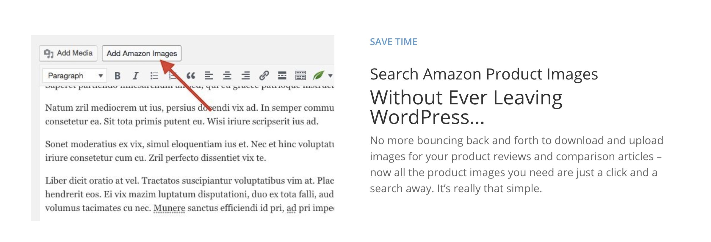 AMZ Image WordPress Plugin